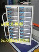 上海75抽零件整理柜价格,南京75抽屉铁皮零件柜厂家