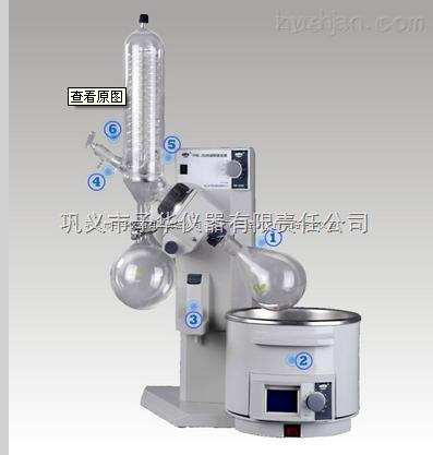 YRE-202B旋转蒸发器性能稳定使用方便