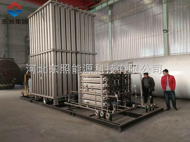 【气化调压设备】气化站主要设备――lng气化调压撬