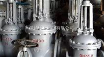 铸钢WCB精铸重型闸阀