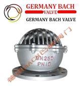 进口铸钢底阀|-德国Bach品牌