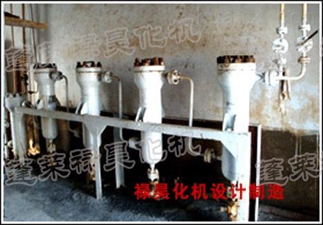 乙炔高压干燥器