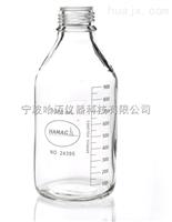 1L流动相溶剂瓶1L蓝盖试剂瓶进样瓶三孔盖瓶
