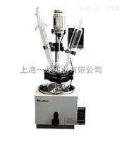 低价促销单层玻璃反应釜5L
