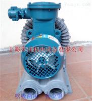 2.2千瓦-高压防爆鼓风机-漩涡防爆鼓风机